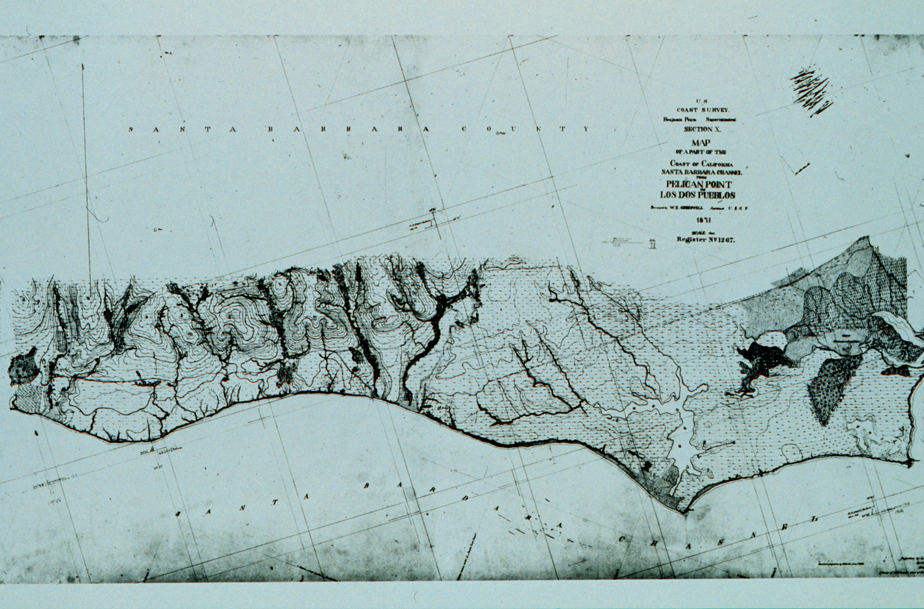 1875 map of u s archeological expedition the bonanza 1 is thought to have been on mescalitan island